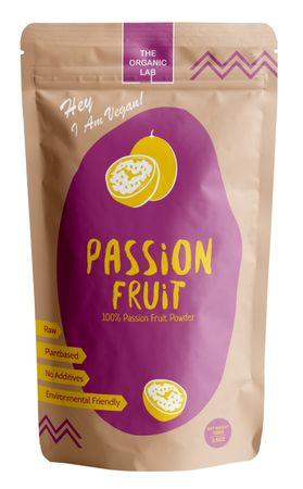The Organic Lab Passion Fruit Powder