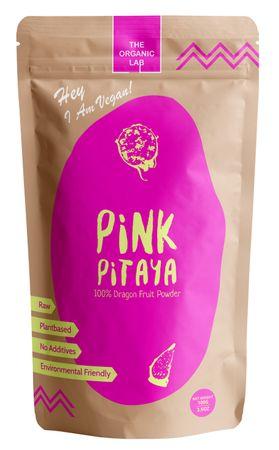 The Organic Lab Pink Pitaya Powder 100 g