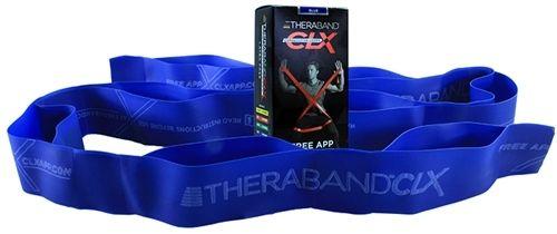 Thera-Band CLX modrá extra silná (2,6 kg)
