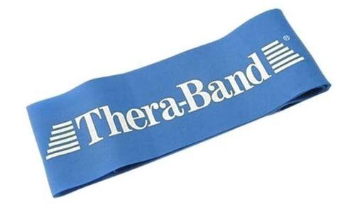 Thera-Band posilovací smyčka Loop modrá extra silná