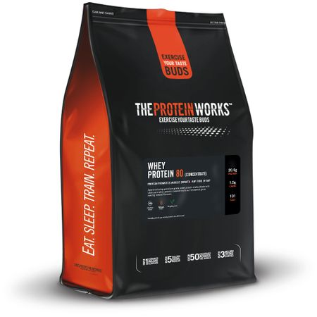 TPW Whey Protein 80 banán 500 g