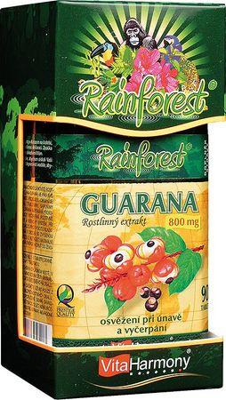 VitaHarmony Rainforest Guarana 800 mg