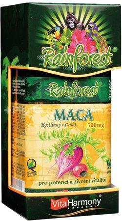 VitaHarmony Rainforest Maca 530 mg