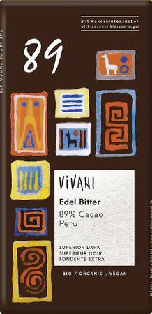VIVANI Čokoláda BIO