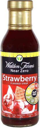 Walden Farms NearZero Sweet Syrup jahoda 355 ml