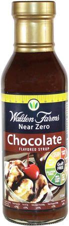 Walden Farms NearZero Sweet Syrup čokoláda 355 ml