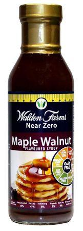 Walden Farms NearZero Sweet Syrup javorový sirup/vlašský ořech 355 ml