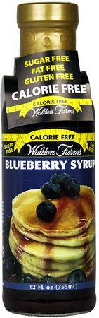 Walden Farms NearZero Sweet Syrup borůvka 355 ml