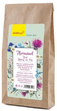 Wolfberry Heřmánek bylinný čaj