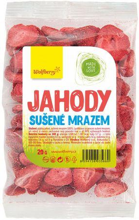 Wolfberry Jahody sušené mrazem 20 g