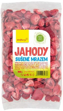 Wolfberry Jahody sušené mrazem 100 g