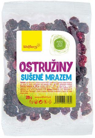 Wolfberry Ostružiny sušené mrazem