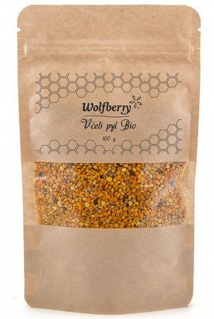 Wolfberry Včelí pyl BIO