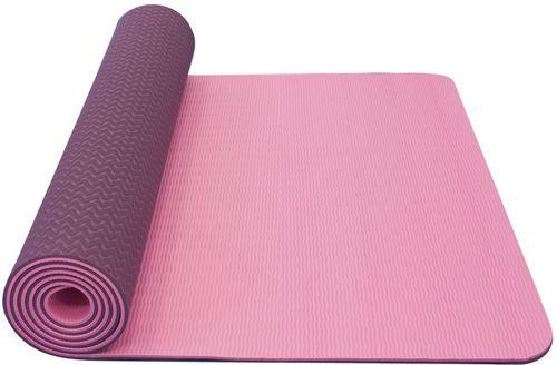 Yate Yoga Mat dvouvrstvá TPE