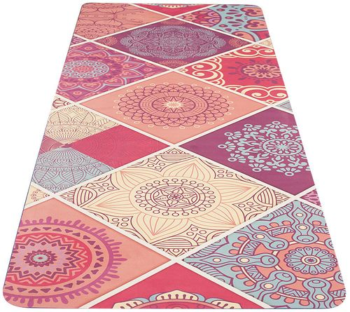 Yate Yoga Mat přírodní guma