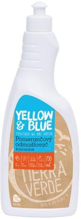 Yellow & Blue Pomerančový odmašťovač – koncentrát