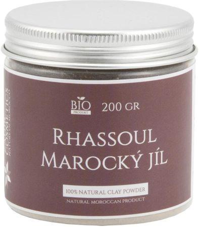 Zahir cosmetics Rhassoul - Marocký jíl