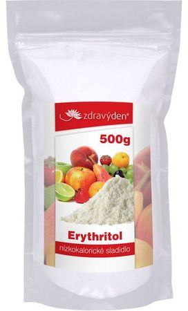 Zdravý den Erythritol