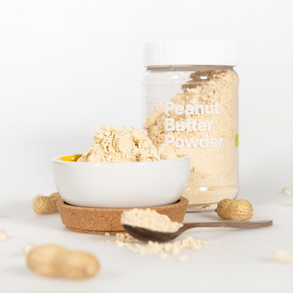 Aktin Arašídové máslo v prášku BIO