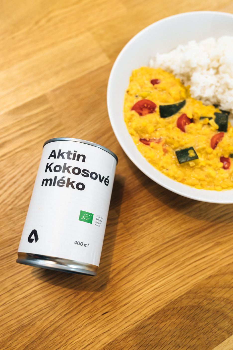 Aktin Kokosové mléko BIO