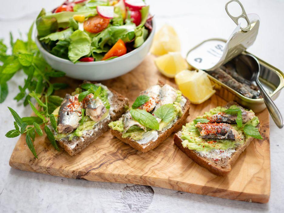 Aktin Sardinky v BIO extra panenském olivovém oleji