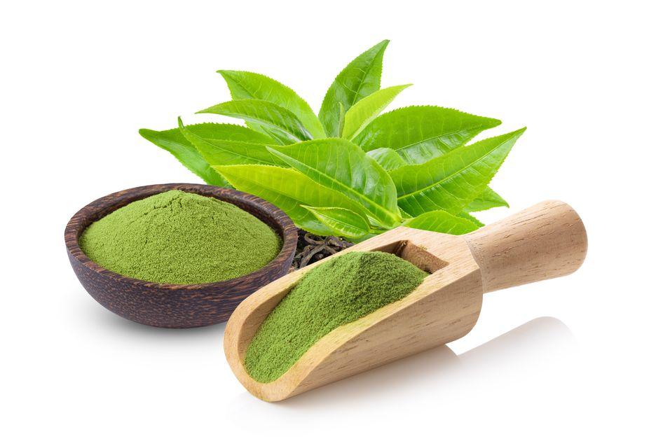 Aktin Zelený čaj Japan Matcha BIO