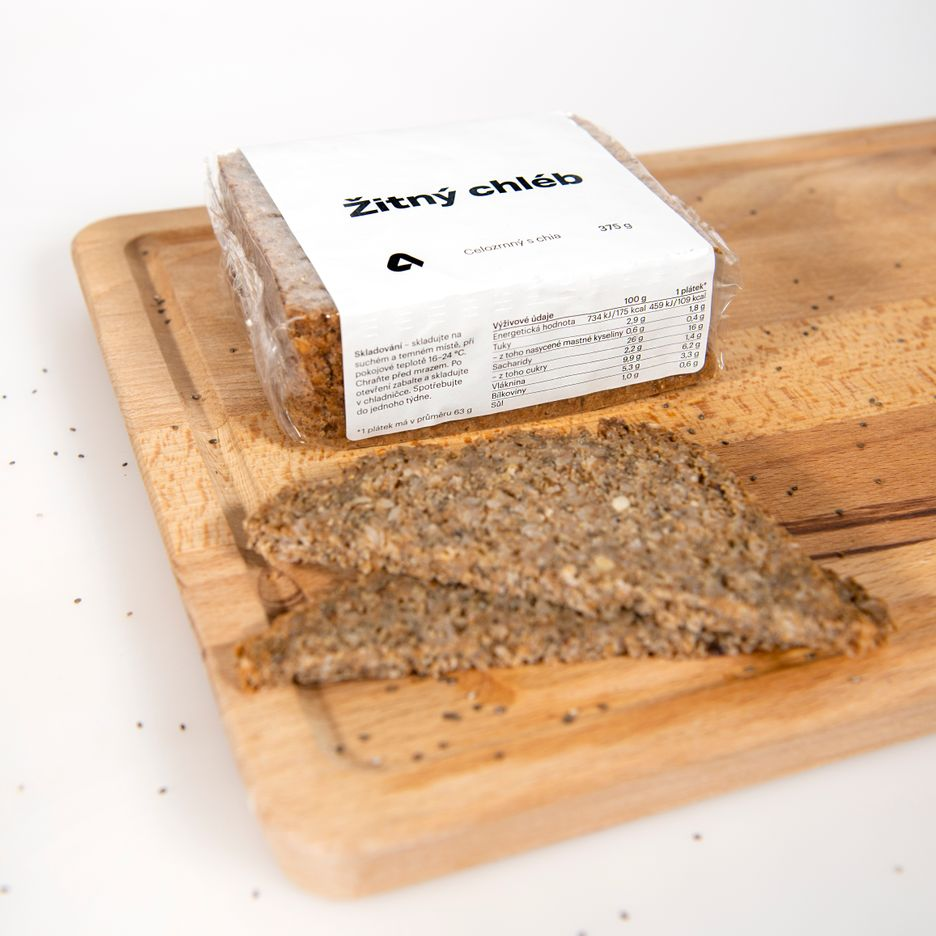 Aktin Žitný chléb