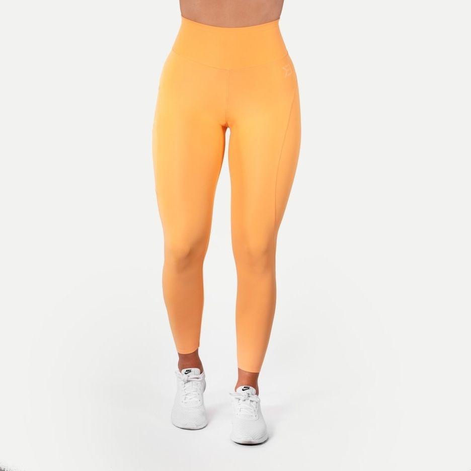 Better Bodies legíny High Waist XS oranžová