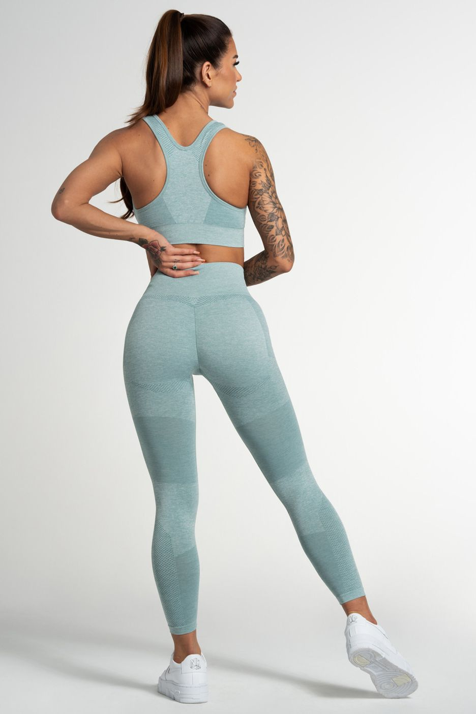 Gym Glamour Legíny Bezešvé Fusion