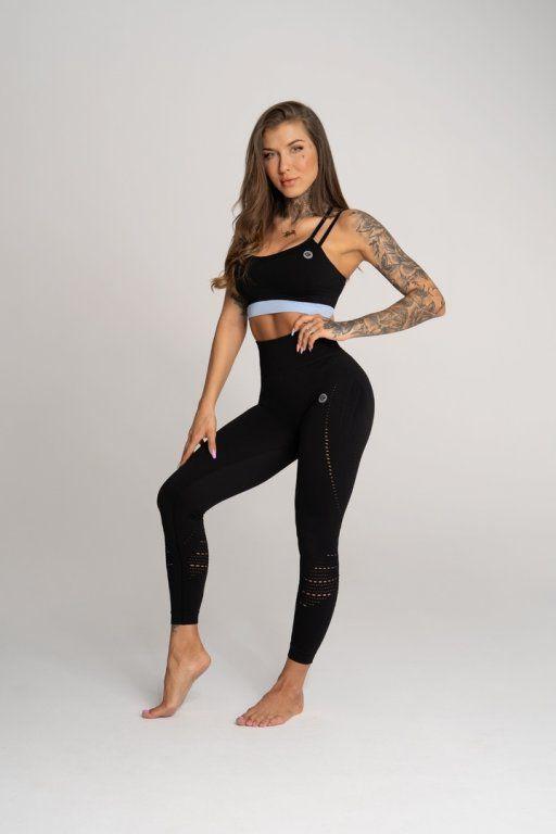 Gym Glamour legíny Deynn S černá