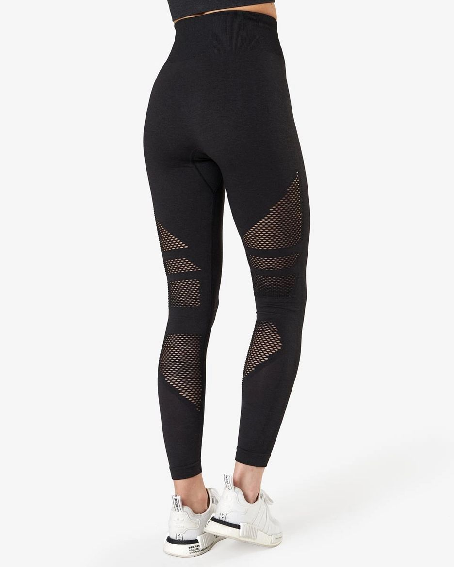 ICANIWILL legíny Queen Mesh Tights