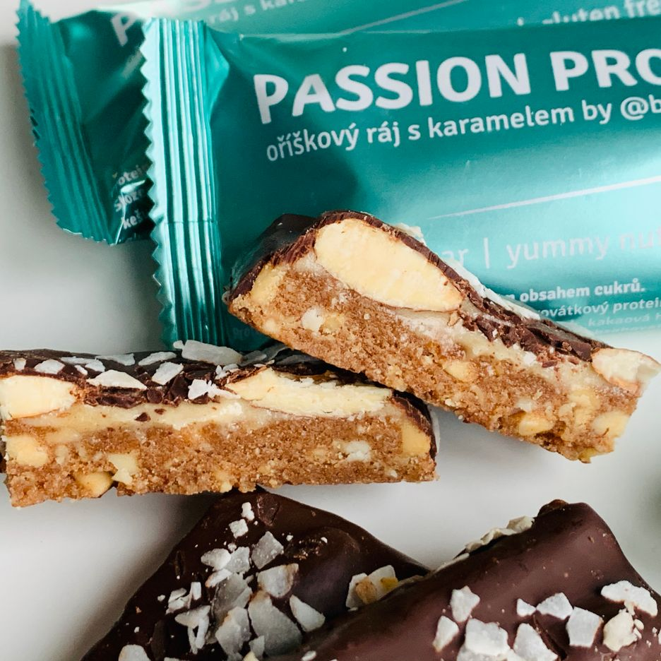 Passion Bar Protein Bar
