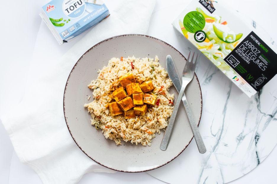 Pato Real Zeleninová rýže
