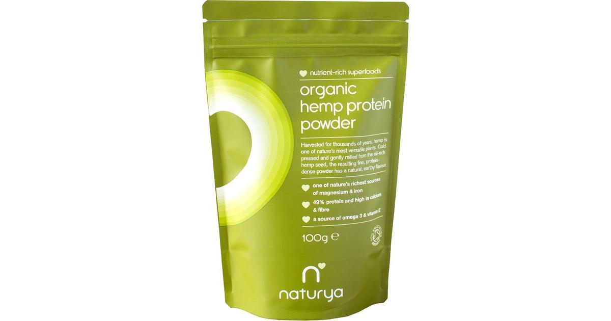 Naturya Organic Hemp Protein Powder   Aktin