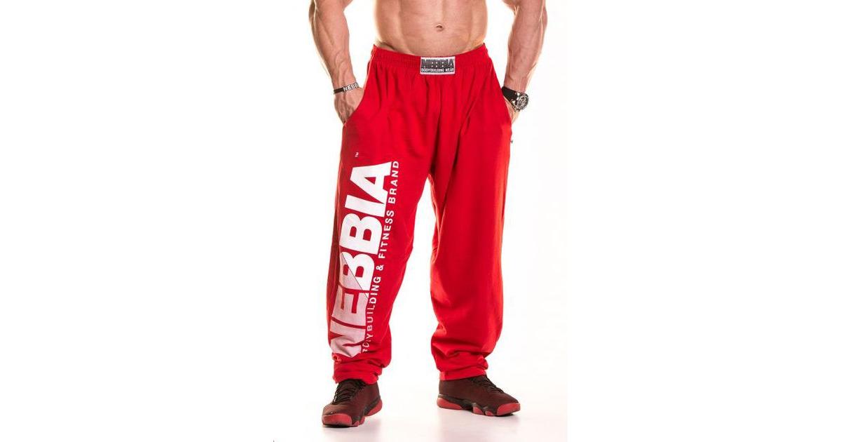 Nebbia pánské tepláky Hardcore fitness 310  bcb2324f56