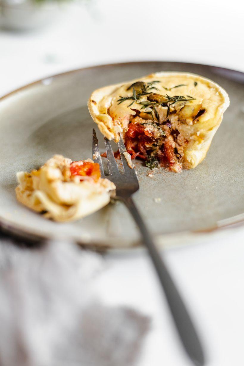 Tip na zdravou večeři: Jednoduché ricottové muffiny zwrapů