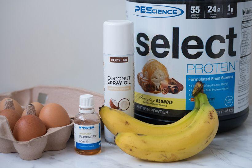 Ranní rychlovka: Banánové lívance, které spolehlivě zasytí