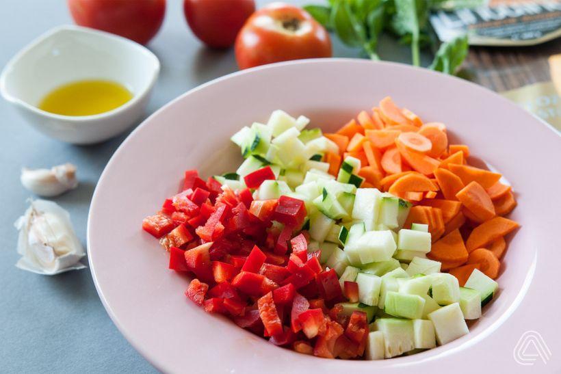 Boloňské veganské fit špagety. Chválí 10 z 10 masožravců