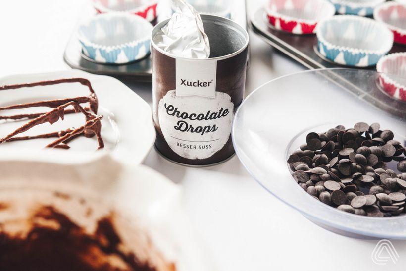 Ultračokoládové muffiny pro milovníky čokolády sbílkovinami navíc