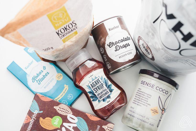 Vychutnej si spojení čokolády a kokosu ve famózních košíčcích