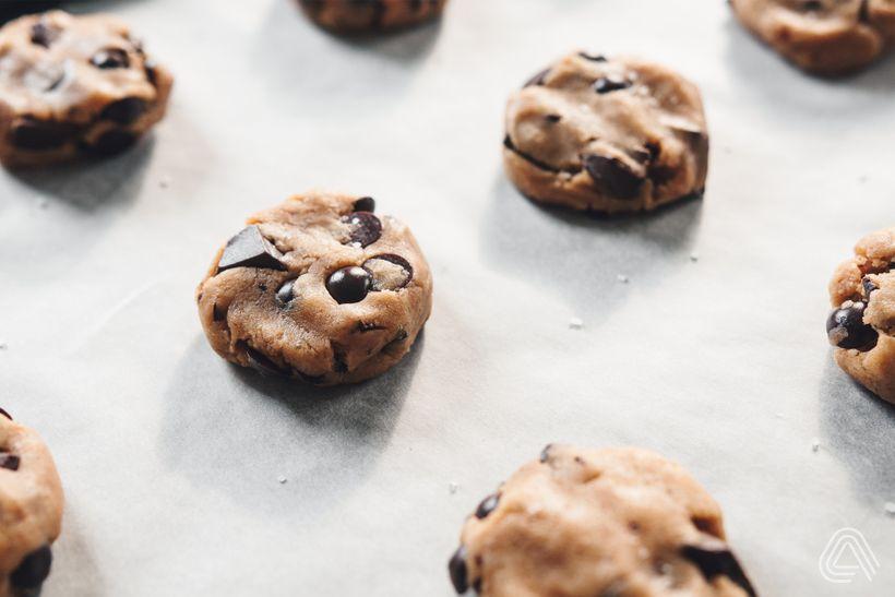 Americká klasika, která nikdy nezklame: Špaldové cookies s čokoládou