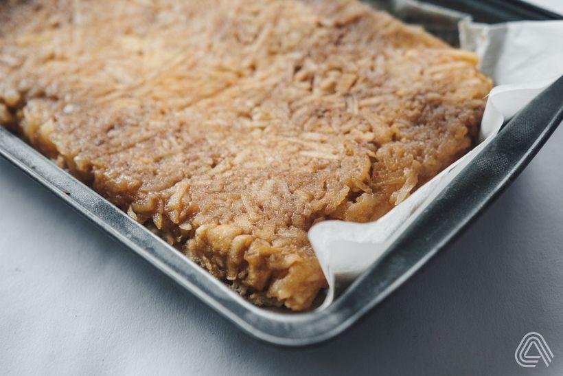 Šťavnatá chuť jablek snadýchaným krémem - představujeme vám fit verzi kremeše