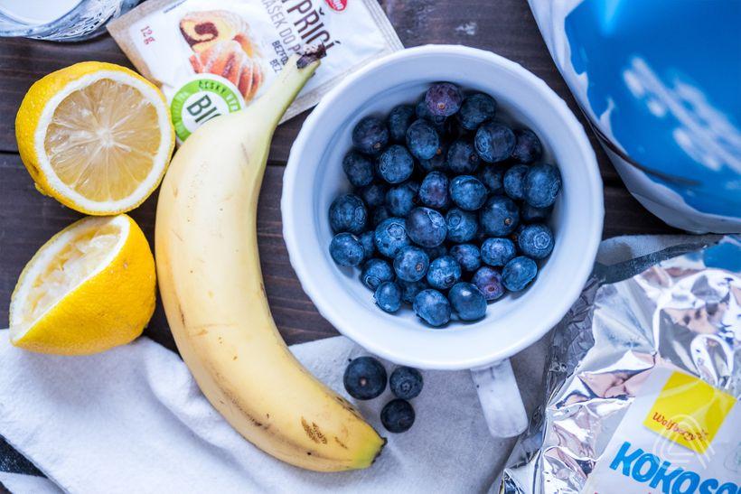 Hrnečku vař: Nejrychlejší proteinový mug cake ala banánový chlebíček