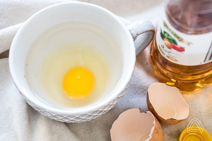 Originální vajíčková snídaně: Ztracené vejce zmikrovlnky, které je za minutu hotové