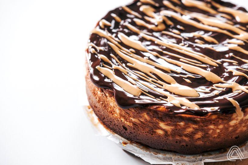 Fit cheesecake varašídovém kabátku, který vám nezkazí formu do plavek