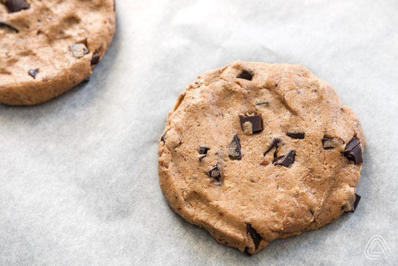 Domácí veganské cookies, které strčí do kapsy i Lennyho s Larrym