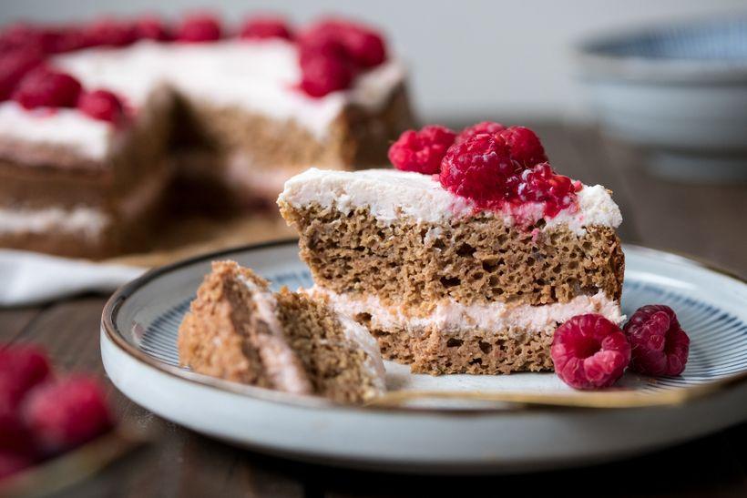 Otom, jak zpokusu oslavný red velvet vznikl šťavnatý avláčný dort beze jména