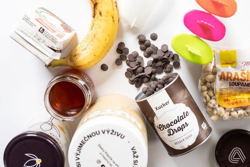 Domácí osvěžující nanuk: Krémový nanuk s čokoládou