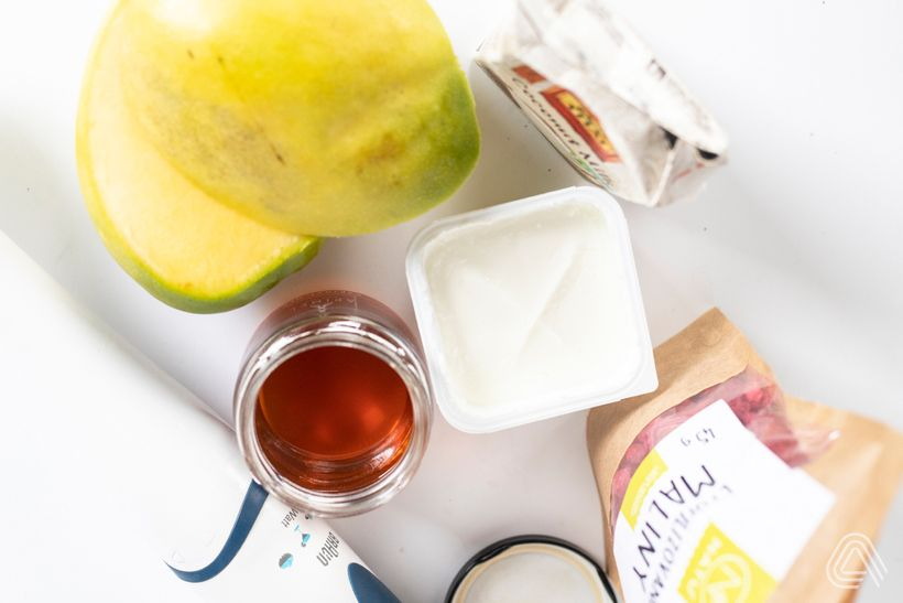 Domácí osvěžující nanuk: Ovocný trojbarevný nanuk