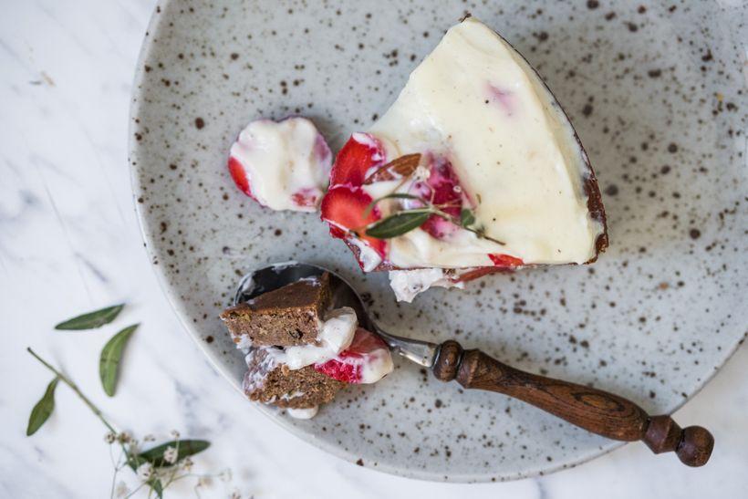 Šťavnatý a vláčný dort díky tajné letní ingredienci